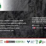 Foro virtual: Conservación de vida silvestre y manejo de bosques en el sur oriente peruano