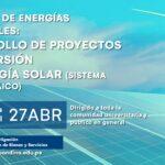 III Curso de energías renovables