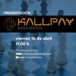 Presentación revista científica Kallpay