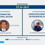 Ciclo de conferencias 23 abril - Tecnología Médica