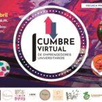I Cumbre virtual de emprendedores universitarios