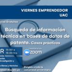Webinar 16 abril: Viernes emprendedor - INDECOPI
