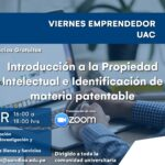 Webinar 09 abril: Viernes emprendedor - INDECOPI