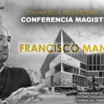 Conferencia Magistral: Francisco Mangado