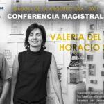 Conferencia Magistral: Valeria del Puerto y Horacio Sardin