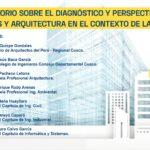 Conversatorio: Ingeniería y Arquitectura en el contexto de la pandemia