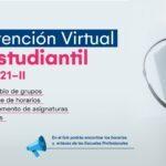 Atención virtual estudiantil 2021-II