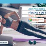 Actividades físicas y de salud 2021-2