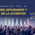 Transmisión por el día del estudiante y de la juventud 2021