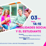 Charla: Habilidades sociales y el estudiante