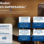 Programa radial: miércoles empresarial
