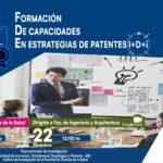 Formación de capacidades en estrategias de patentes I+D+i